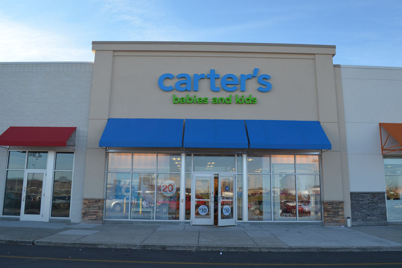 Carter's New Store, Erie, PA - EPDM Roofing and Metal by Alex Roofing Company, Inc.