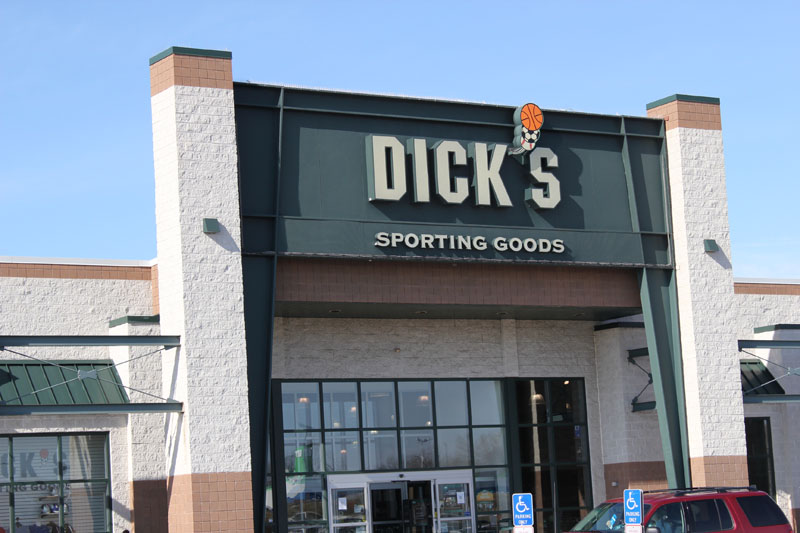 Commercial Roofing Project, Dick's Sporting Goods by Alex Roofing Company, Inc.