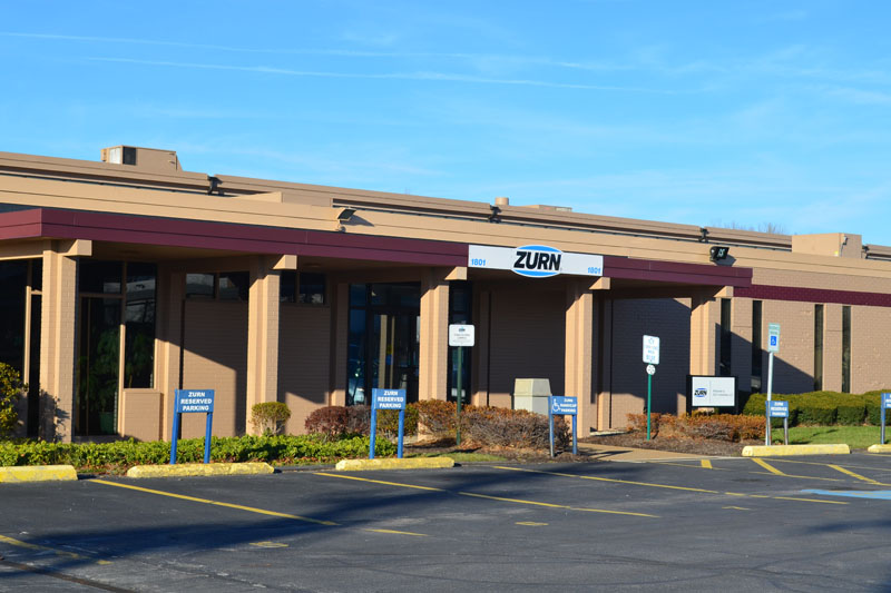 ZURN Offices and Manufacturing Facility, Erie, PA - EPDM Roofing