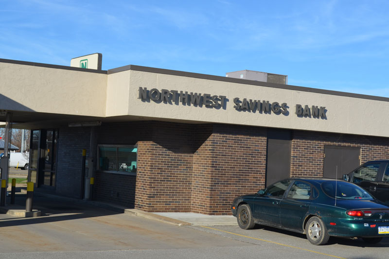 Northwest Savings Bank, Erie, PA - EPDM Roofing by Alex Roofing Company, Inc.