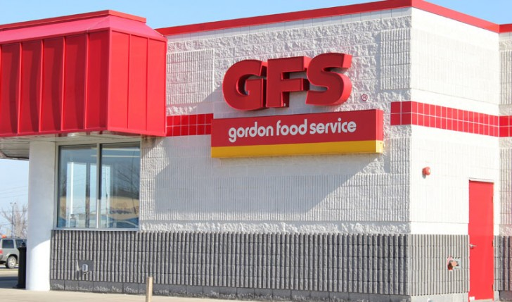 Commercial Roofing Project GFS Retail Store Erie, PA by Alex Roofing Company, Inc.