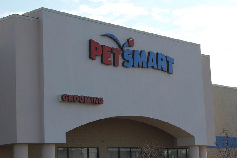 Commercial Roofing Project, Pet Smart Store by Alex Roofing Company, Inc.