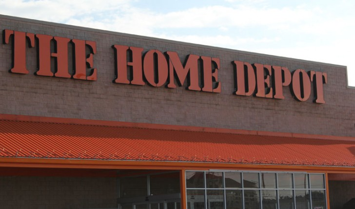 Corporate Commercial Roofing Project, Home Depot Store by Alex Roofing Company, Inc.