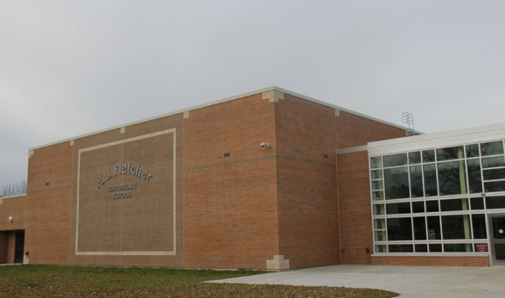 Commercial Roofing Project MJ Fletcher Elementary School Jamestown, NY by Alex Roofing Company, Inc.