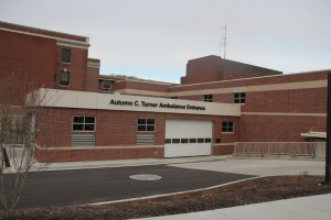 Commercial Roofing Project Jamestown Hospital Jamestown, NY by Alex Roofing Company, Inc.