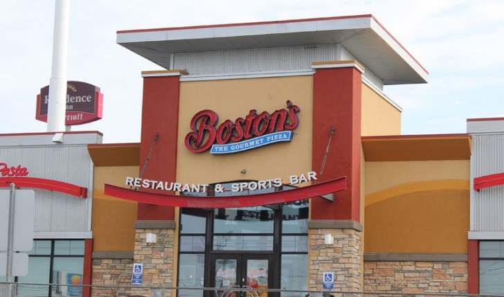 Commercial Roofing Project, Bostons Restaurant Erie, PA by Alex Roofing Company, Inc.