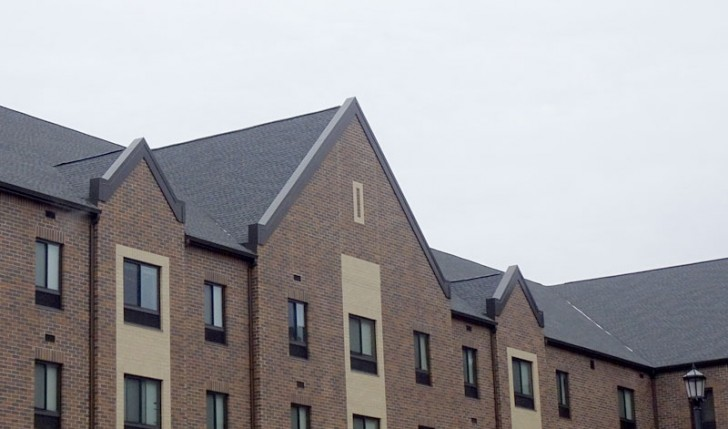 Mercyhurst Student Housing by Alex Roofing Company, Inc.