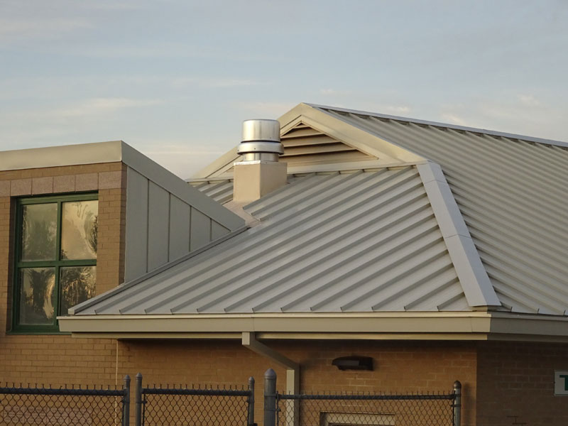 Harborcreek Sports Complex by Alex Roofing Company, Inc.